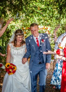 A Beautiful French Wedding